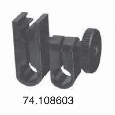 Universal Punch 74.106931 Axial Support Indicator Clamp