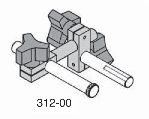 Universal Punch 312-10 Back Stop Assembly (Models -10)